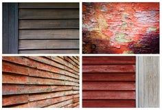 tekstury inkasowy drewno Zdjęcie Royalty Free