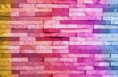 Tekstury Kamienna ściana dla tła Zdjęcia Royalty Free
