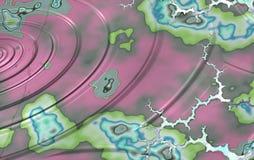 Tekstury kolorowy tło Obraz Royalty Free