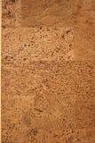 tekstury korkowy drewno Fotografia Stock