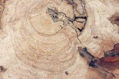 tekstury krakingowy stary drewno obrazy royalty free