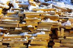 Tekstury na tle, drewnie i kamieniu lekkich, Obraz Royalty Free