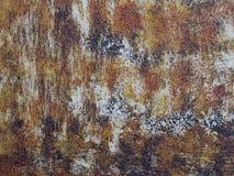 Tekstury nafciana farba na kanwie z światłem słonecznym Zdjęcie Stock