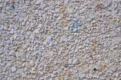 Tekstury powierzchnia odsłonięty łączny koniec, ziemia kamień mył podłogi obrazy royalty free