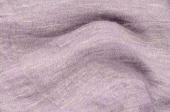 Tekstury purpurowy bieliźniany tło zdjęcia royalty free