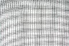 Tekstury siatki komara druciany ekran, monochrom deseniuje tło zdjęcie royalty free
