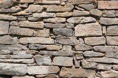 tekstury stara kamienna ściana Zdjęcia Stock