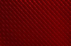 Tekstury sztucznej skóry pluskoczący soczysty czerwony tło royalty ilustracja