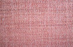Tekstury tła wełny czerwona tkanina zdjęcia royalty free