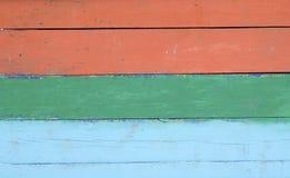 Tekstury tło drewniane deski zakrywać obrazy stock