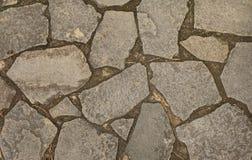 Tekstury tło kamień skały wzoru podłoga wystrój zdjęcie royalty free