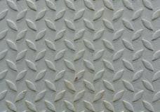 Tekstury tło stalowy talerz Fotografia Stock