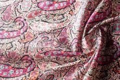 Tekstury tła wzór Paisley rocznika kwiecisty motyw etniczny Zdjęcia Stock