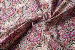 Tekstury tła wzór Paisley rocznika kwiecisty motyw etniczny Fotografia Stock