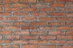 Tekstury tapeta cegły ściana Fotografia Royalty Free