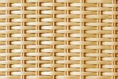 tekstury wicker Fotografia Royalty Free