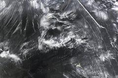 Tekstury z abstrakcjonistycznymi czarny i biały kształtami Zdjęcia Royalty Free