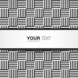 Tekstvakje ontwerp Royalty-vrije Stock Afbeelding