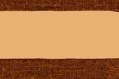 Tekstylna nić, tkaniny moda, gryczana kanwa, czysty materiał, rolniczy tło Zdjęcie Royalty Free
