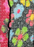 Tekstylna tekstura Obraz Royalty Free