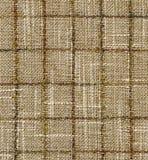tekstylna tkaniny tekstura Obrazy Royalty Free