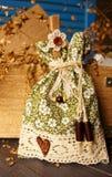Tekstylna torba Zdjęcie Stock