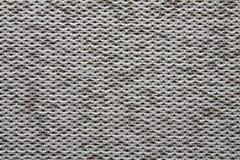 Tekstylnej tkaniny tekstura Anemon Kombin 08-116 Taupe szarość barwi Obrazy Stock