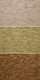 Tekstylnej tkaniny tekstury Kombin 109 Dębny brown kolor Obrazy Royalty Free