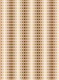 Tekstylny Bezszwowy deseniowy projekt dla kobiety jest ubranym zdjęcia stock