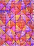 Tekstylny Bezszwowy deseniowy projekt dla kobiety jest ubranym obrazy royalty free