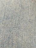 Tekstylny materiał Jean Obraz Stock