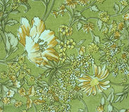 tekstylny rocznik Zdjęcie Royalty Free