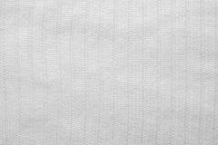 tekstylny tło biel zdjęcie stock