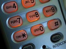 Teléfono. imagen de archivo libre de regalías