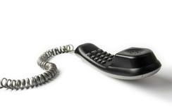Teléfono atado con alambre Fotografía de archivo libre de regalías