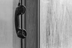 Teléfono booth1 Fotografía de archivo