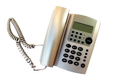 Teléfono casero fotos de archivo