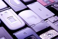 Teléfono celular Imagenes de archivo