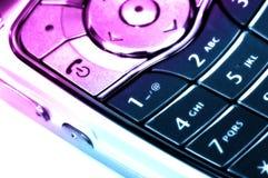 Teléfono celular 2 imagen de archivo libre de regalías