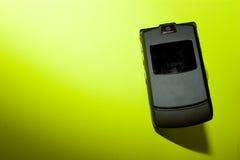 Teléfono celular Imágenes de archivo libres de regalías