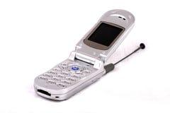 Teléfono celular abierto imagenes de archivo