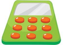 Teléfono celular del juguete Imágenes de archivo libres de regalías