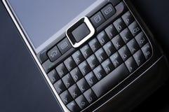 Teléfono celular elegante foto de archivo libre de regalías