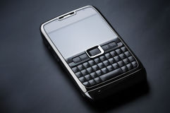 Teléfono celular elegante imagenes de archivo