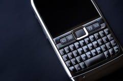 Teléfono celular elegante fotos de archivo