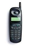 Teléfono celular viejo Foto de archivo libre de regalías