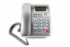 Teléfono de Digitaces Fotografía de archivo libre de regalías