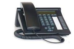 Teléfono de Digitaces VoIP. Imagenes de archivo