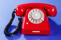 Teléfono de la alarma Fotografía de archivo libre de regalías