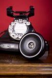 Teléfono de la baquelita Imagenes de archivo